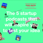 Thumbnail image Startup Podcasts Blogpost