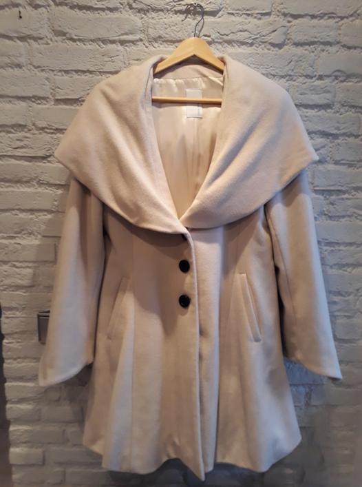 Erich Fend coat sold on Marktplaats