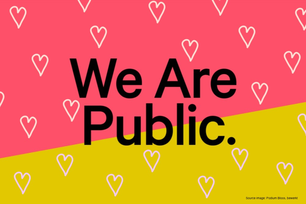 We Are Public header image