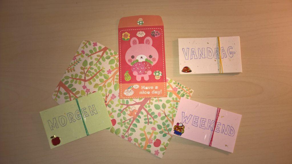 Mushy Kids Card Game