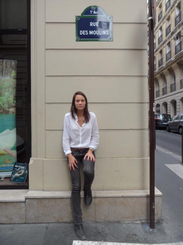 Mireille Parijs